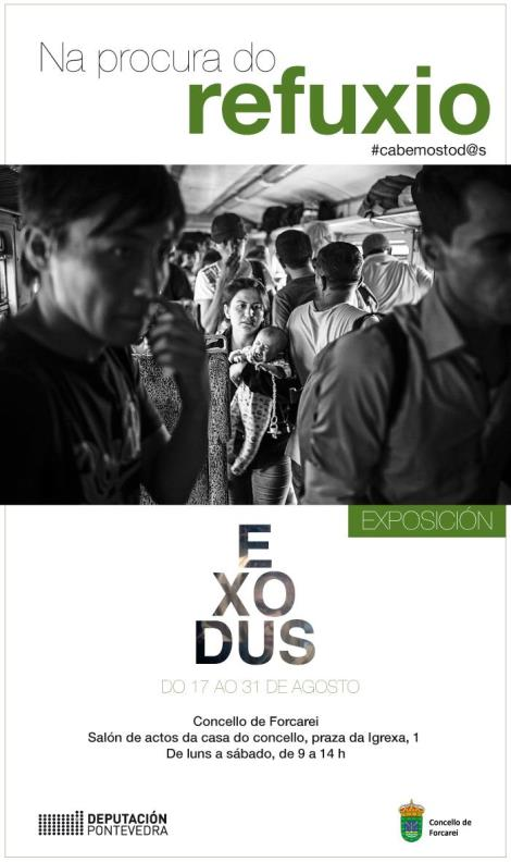 Exodus: na procura do refuxio